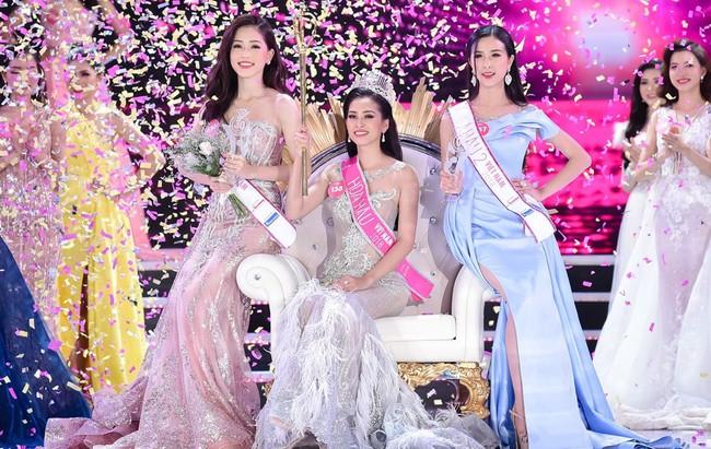 Top 3 Hoa hậu Việt Nam 2018: Ai cũng xinh và có điểm chung này trên khuôn mặt không phải ai cũng nhận ra  - Ảnh 1.