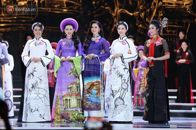 Style makeup của thí sinh Hoa hậu Việt Nam 2018 đáng khen bất ngờ, cô nào cô nấy đều xinh chứ không hề già nua, cứng nhắc - Ảnh 3.