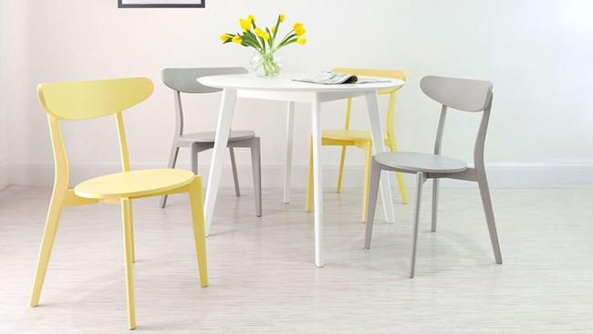Mẫu bàn ghế ăn đẹp hiện đại - Ảnh 1.