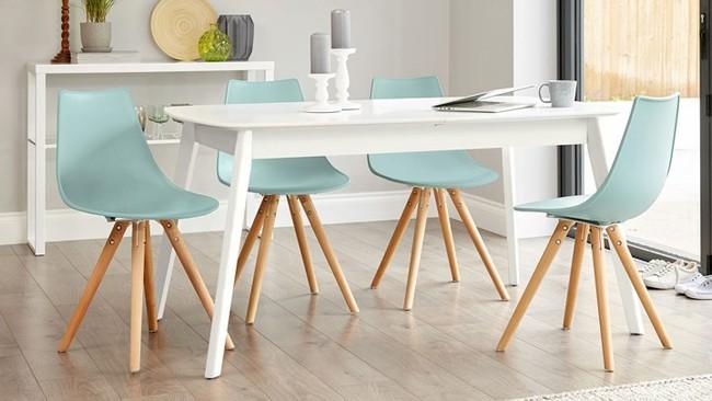 Mẫu bàn ghế ăn đẹp hiện đại - Ảnh 2.