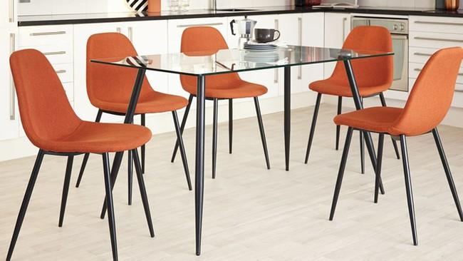 Mẫu bàn ghế ăn đẹp hiện đại - Ảnh 5.