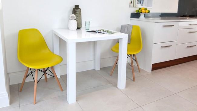 Mẫu bàn ghế ăn đẹp hiện đại - Ảnh 6.