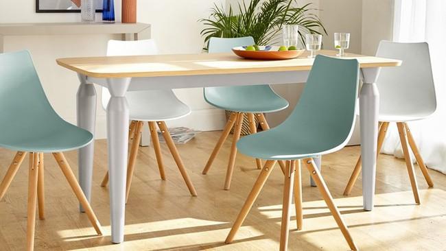 Mẫu bàn ghế ăn đẹp hiện đại - Ảnh 7.