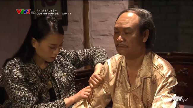 Cảnh soái ca nhăn nhó, nổi giận vì Quỳnh Búp Bê quỵ lụy lão Cấn và bị khách đánh bầm mặt - Ảnh 5.