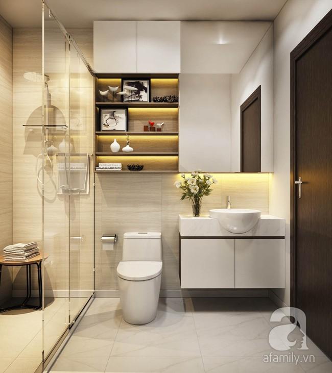 Tư vấn thiết kế cho căn hộ 50m² cho vợ chồng mới cưới với chi phí chưa đến 110 triệu đồng - Ảnh 10.
