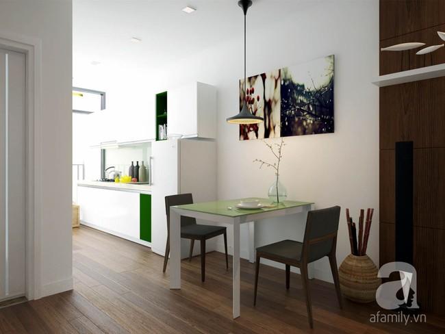 Tư vấn thiết kế cho căn hộ 50m² cho vợ chồng mới cưới với chi phí chưa đến 110 triệu đồng - Ảnh 5.