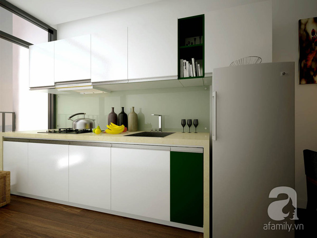 Tư vấn thiết kế cho căn hộ 50m² cho vợ chồng mới cưới với chi phí chưa đến 110 triệu đồng - Ảnh 6.