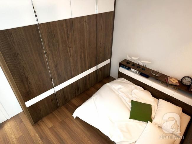 Tư vấn thiết kế cho căn hộ 50m² cho vợ chồng mới cưới với chi phí chưa đến 110 triệu đồng - Ảnh 8.