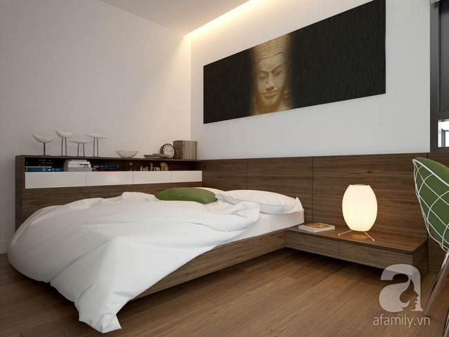 Tư vấn thiết kế cho căn hộ 50m² cho vợ chồng mới cưới với chi phí chưa đến 110 triệu đồng - Ảnh 9.