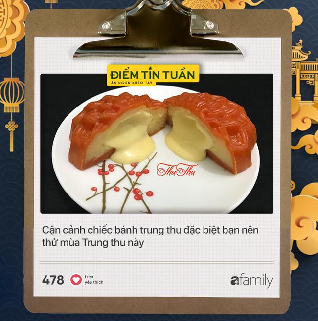 """Top 8 món ăn hot nhất trong tuần qua món đầu tiên """"nóng"""" đến mức có 2,5k lượt yêu thích - Ảnh 7."""
