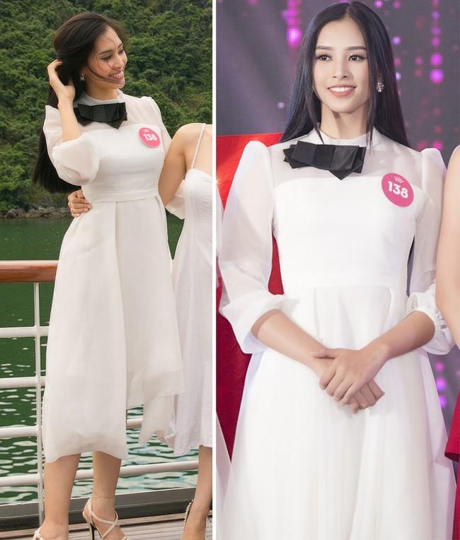 Sự thật về đôi giày mà Trần Tiểu Vy cứ diện đi diện lại khi tham dự Hoa hậu Việt Nam - Ảnh 7.
