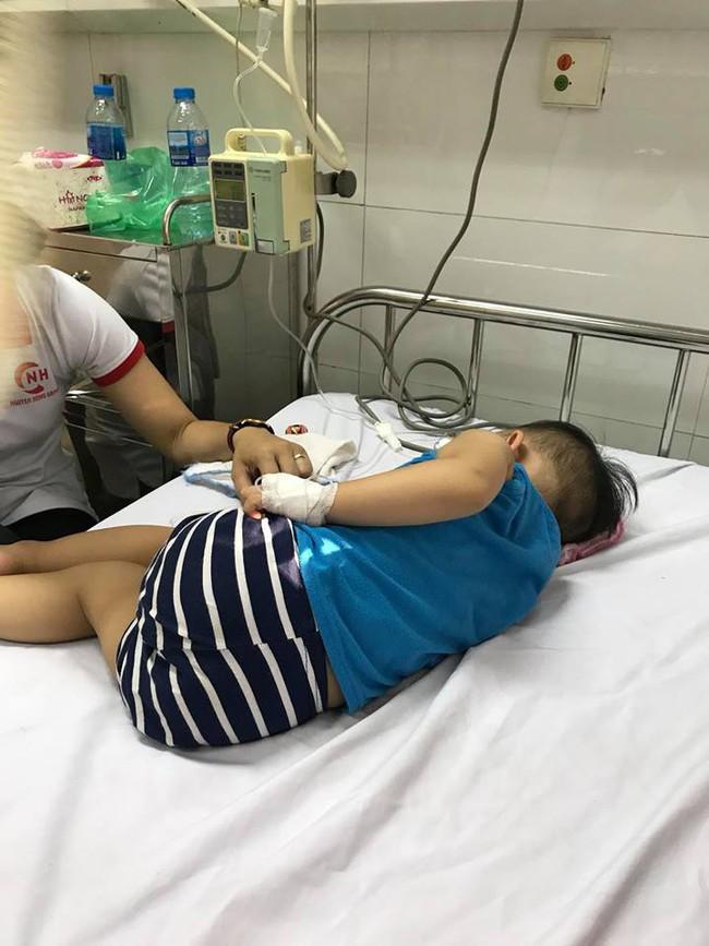 Để mặc con khóc mà không dỗ, ông bố Hà Nội suýt mất con vì bé khóc đến co giật và bất tỉnh - Ảnh 1.