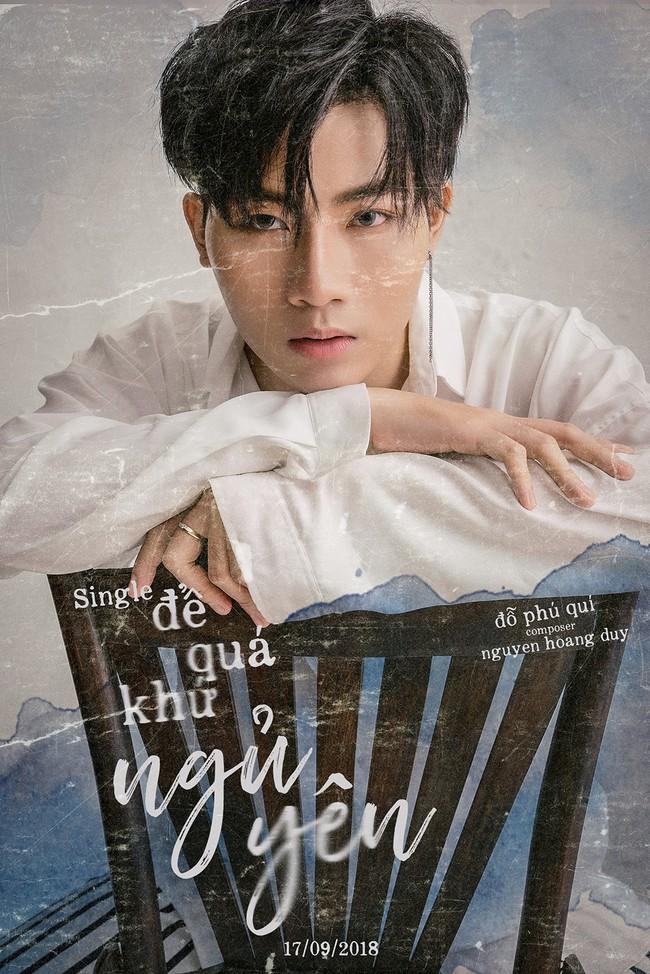 Hậu Gương mặt thân quen, Á quân Đỗ Phú Quí ra mắt bản ballad ngọt ngào đốn tim - Ảnh 1.