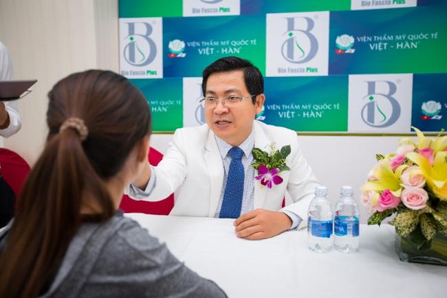 Chuyên gia Hàn, Việt giới thiệu công nghệ nâng mũi Bio Fascia Plus - Ảnh 4.
