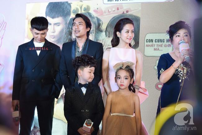 Vắng mặt Cát Phượng, Kiều Minh Tuấn và An Nguy vẫn lơ đẹp nhau trong họp báo phim - Ảnh 9.