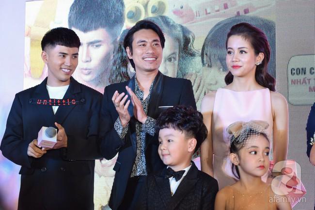 Vắng mặt Cát Phượng, Kiều Minh Tuấn và An Nguy vẫn lơ đẹp nhau trong họp báo phim - Ảnh 10.