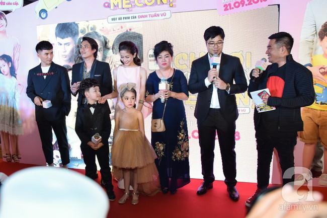 Vắng mặt Cát Phượng, Kiều Minh Tuấn và An Nguy vẫn lơ đẹp nhau trong họp báo phim - Ảnh 11.