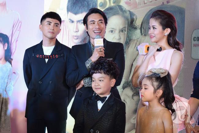 Vắng mặt Cát Phượng, Kiều Minh Tuấn và An Nguy vẫn lơ đẹp nhau trong họp báo phim - Ảnh 13.