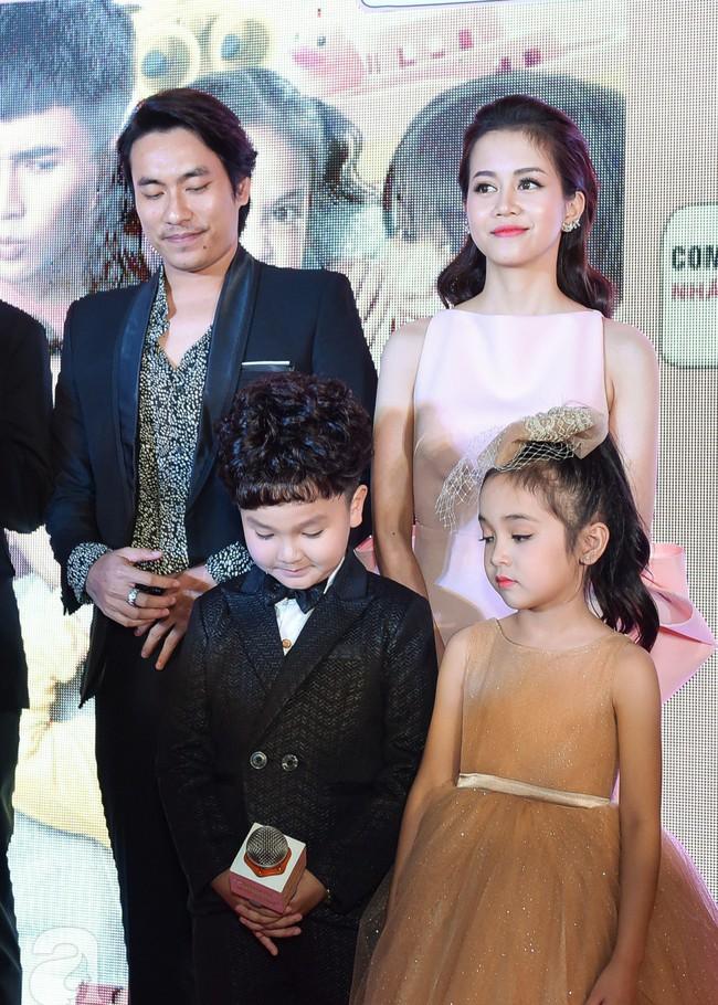 Vắng mặt Cát Phượng, Kiều Minh Tuấn và An Nguy vẫn lơ đẹp nhau trong họp báo phim - Ảnh 8.