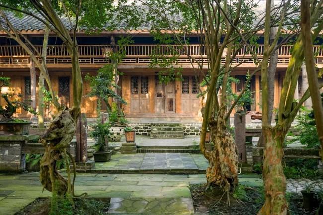 Cuộc sống ngỡ như là mơ của gia đình sống trong ngôi nhà gỗ 400m² bên khu rừng rộng 30 mẫu sau khi quyết tâm rời bỏ thành phố - Ảnh 25.