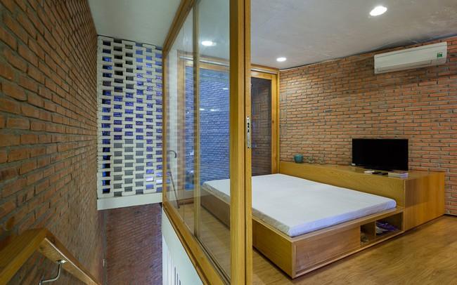 Ngôi nhà 48m² xây trên đất xéo có hàng tá nhược điểm nhưng góc nào cũng khiến người ta xuýt xoa bởi quá hợp lý ở Sài Gòn - Ảnh 15.