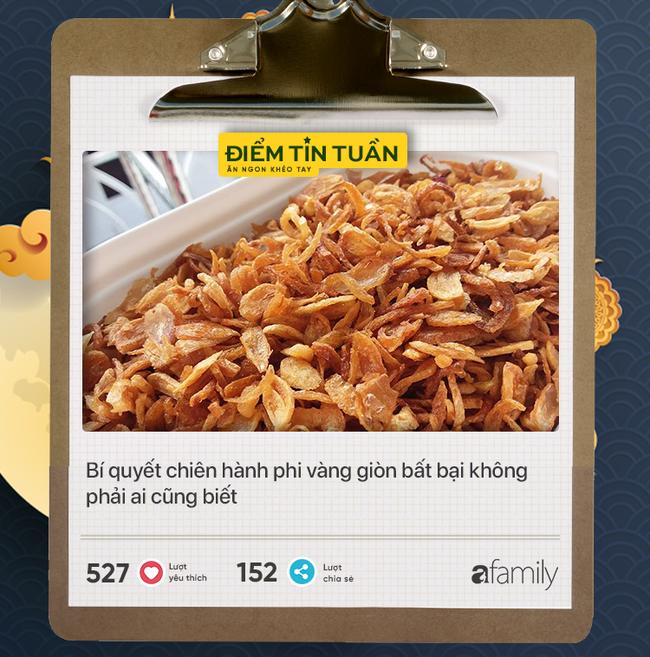 """Top 8 món ăn hot nhất trong tuần qua món đầu tiên """"nóng"""" đến mức có 2,5k lượt yêu thích - Ảnh 6."""
