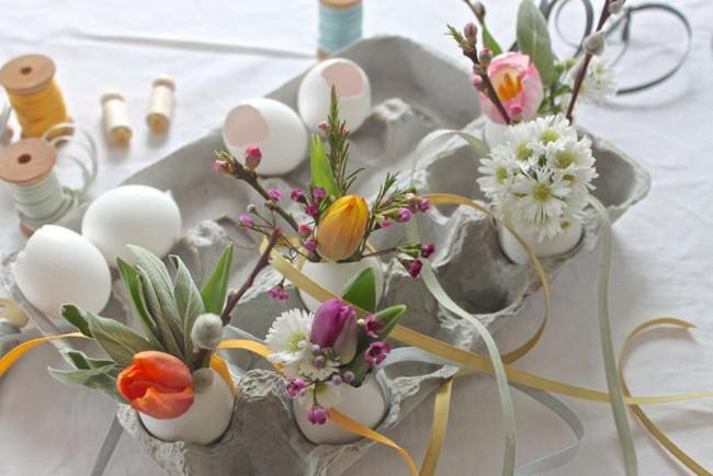 Khung cửa sổ lãng mạn bất ngờ với cách làm rèm hoa vỏ trứng vô cùng tiết kiệm chi phí - Ảnh 8.