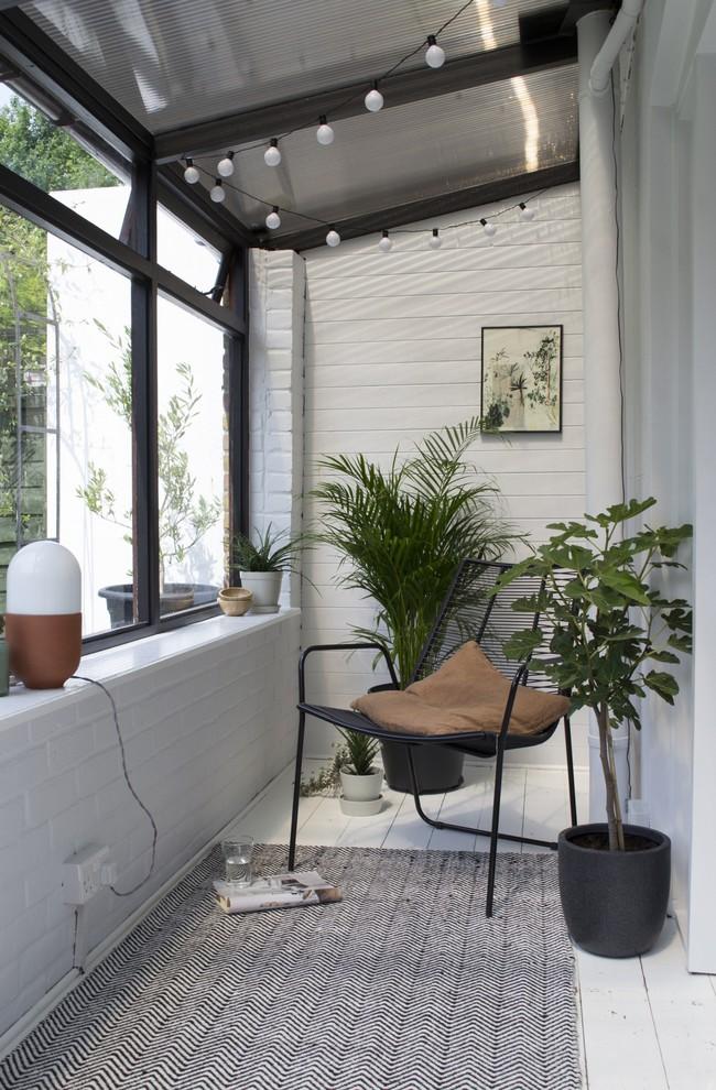 Sau cải tạo, căn phòng cũ nhạt nhẽo đã biến thành góc thư giãn ngập tràn ánh nắng với phong cách Scandinavian  - Ảnh 2.