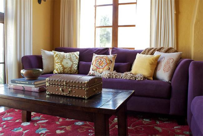 4 quy tắc về phong thủy cực quan trọng trong cách đặt và chọn ghế sofa  - Ảnh 3.