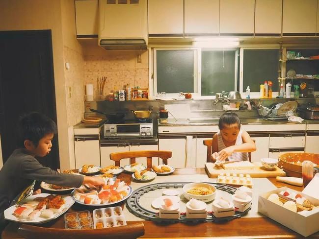 Cuộc sống yên bình bên ngôi nhà gỗ của gia đình 4 người ở vùng nông thôn Nhật Bản - Ảnh 29.