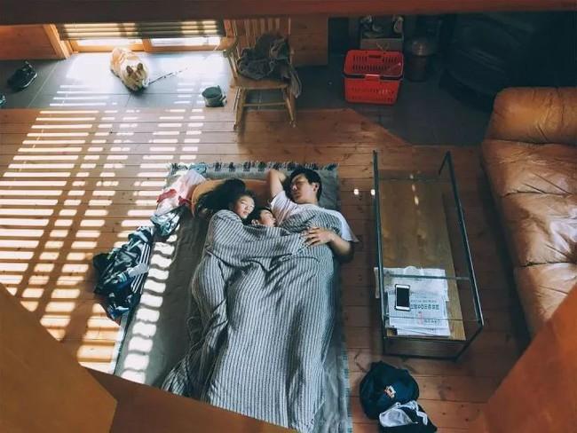 Cuộc sống yên bình bên ngôi nhà gỗ của gia đình 4 người ở vùng nông thôn Nhật Bản - Ảnh 10.