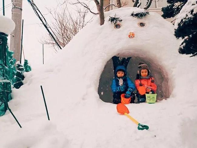 Cuộc sống yên bình bên ngôi nhà gỗ của gia đình 4 người ở vùng nông thôn Nhật Bản - Ảnh 27.