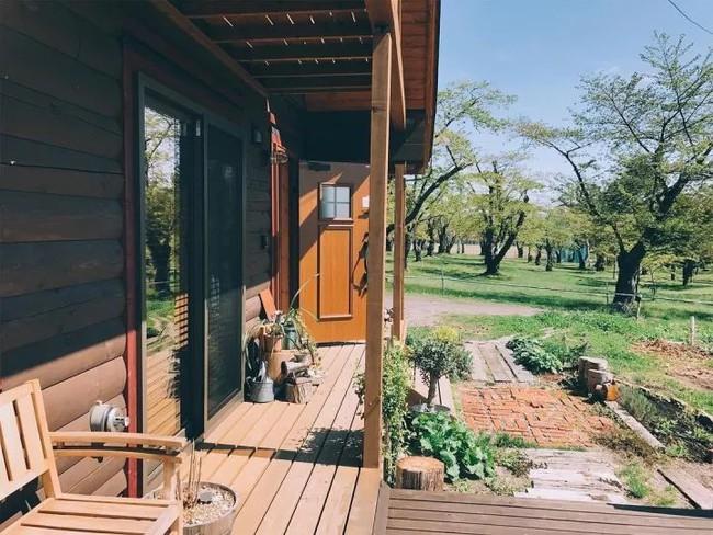 Cuộc sống yên bình bên ngôi nhà gỗ của gia đình 4 người ở vùng nông thôn Nhật Bản - Ảnh 20.