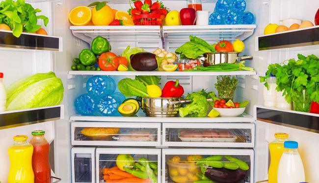 Trước khi cho các loại rau vào tủ lạnh, chị em nhớ thêm 1 thao tác này để rau cả tuần vẫn tươi như mới - Ảnh 1.