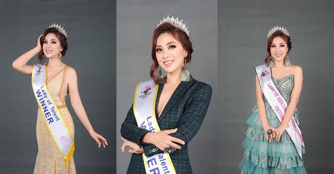 Miko Lan Trinh bất ngờ đoạt danh hiệu Hoa hậu Tài năng - Ảnh 8.
