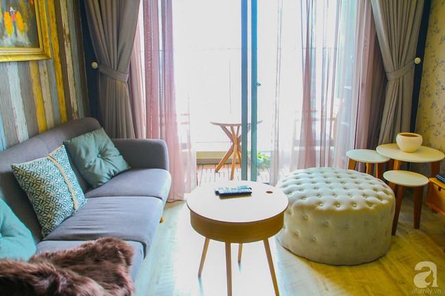Căn hộ 59m² với không gian đượm màu lãng mạn có view cực đẹp ở quận 2, TP. HCM - Ảnh 2.