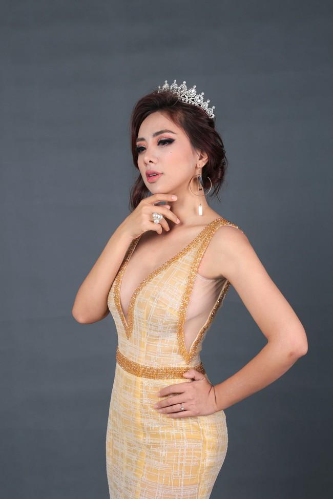 Miko Lan Trinh bất ngờ đoạt danh hiệu Hoa hậu Tài năng - Ảnh 6.