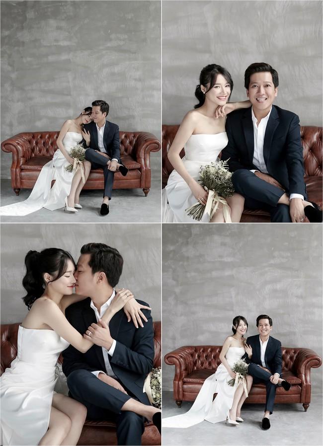 Nhã Phương - Trường Giang tung toàn bộ ảnh cưới tuyệt đẹp  - Ảnh 3.