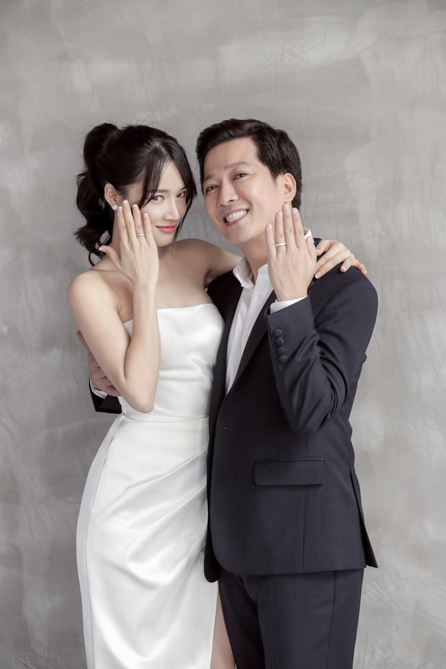 Nhã Phương - Trường Giang tung toàn bộ ảnh cưới tuyệt đẹp  - Ảnh 6.