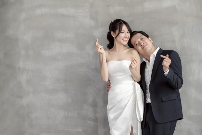 Nhã Phương - Trường Giang tung toàn bộ ảnh cưới tuyệt đẹp  - Ảnh 7.