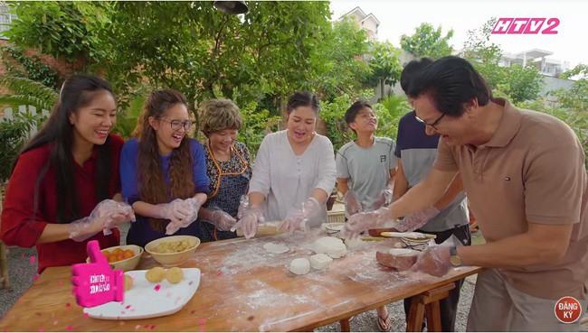 Gạo nếp gạo tẻ vô tình để lộ cảnh Hương - Tường về chung một nhà, fan thắc mắc Hân đang ở nơi đâu? - Ảnh 2.