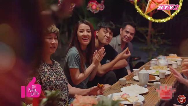 Gạo nếp gạo tẻ vô tình để lộ cảnh Hương - Tường về chung một nhà, fan thắc mắc Hân đang ở nơi đâu? - Ảnh 6.