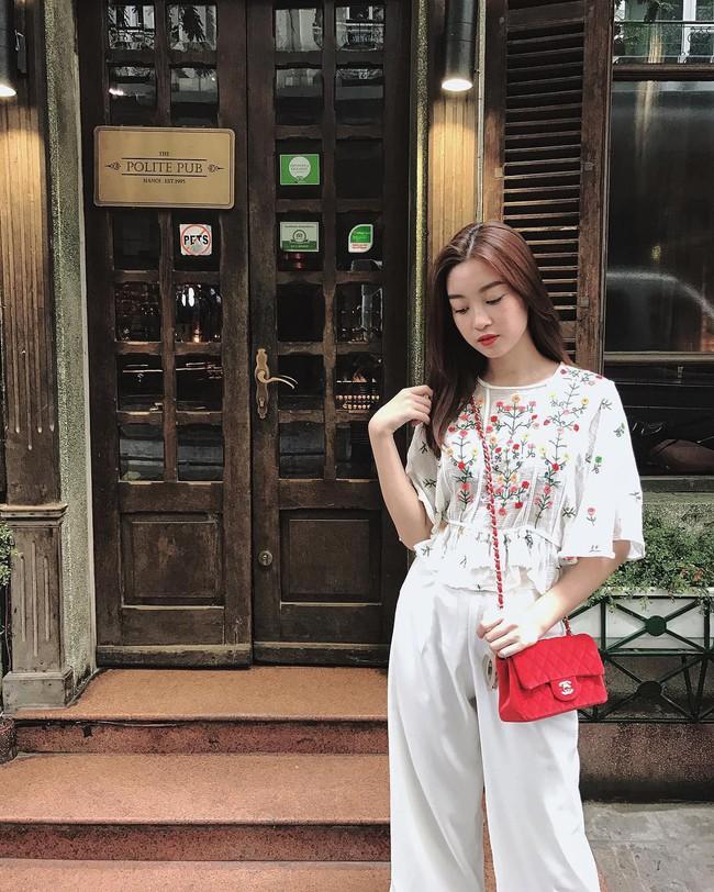 Nhiều Hoa hậu có nguyên tủ đồ hiệu tiền tỷ, Đỗ Mỹ Linh chỉ khiêm tốn mua 7 chiếc túi, dùng đi dùng lại suốt thời gian qua - Ảnh 7.