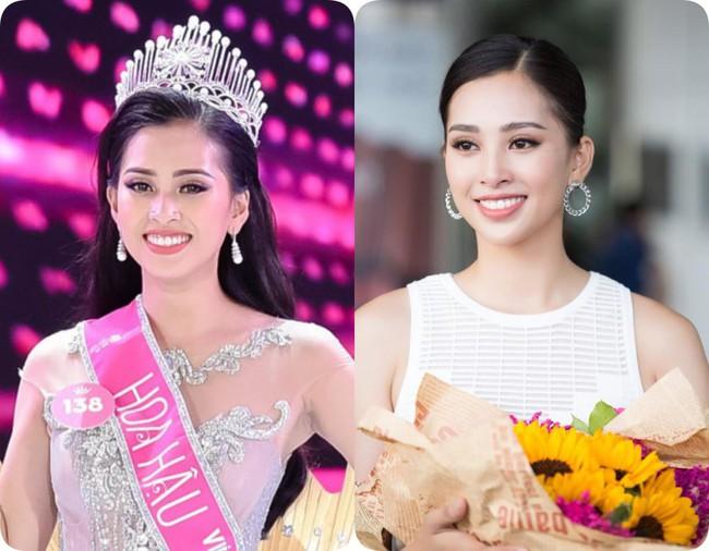 Ngắm kỹ gương mặt của HH Trần Tiểu Vy mới thấy tiêu chí nhan sắc của Hoa hậu Việt Nam 2018 khác hẳn với mọi năm - Ảnh 8.