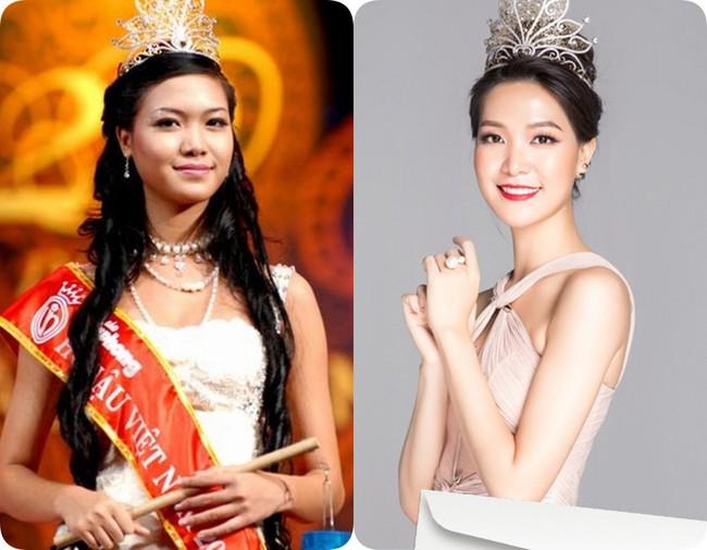 Ngắm kỹ gương mặt của HH Trần Tiểu Vy mới thấy tiêu chí nhan sắc của Hoa hậu Việt Nam 2018 khác hẳn với mọi năm - Ảnh 3.
