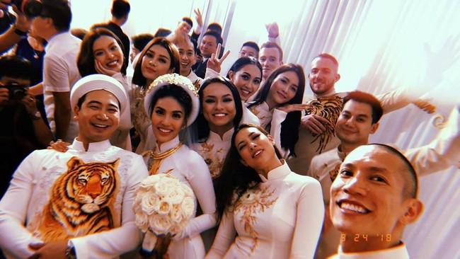 Kì lạ chưa, cả ba siêu đám cưới của showbiz Việt năm 2018 đều dính đến chuyện ba người - Ảnh 8.