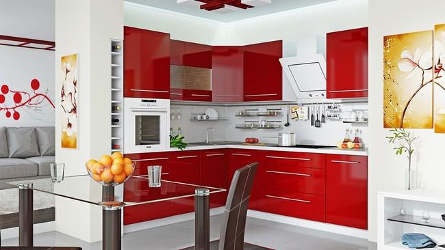 Mẹo nhỏ trong việc lựa chọn thiết kế bếp để có thể vẫn sống khỏe với căn bếp chỉ vỏn vẹn 5m² - Ảnh 2.