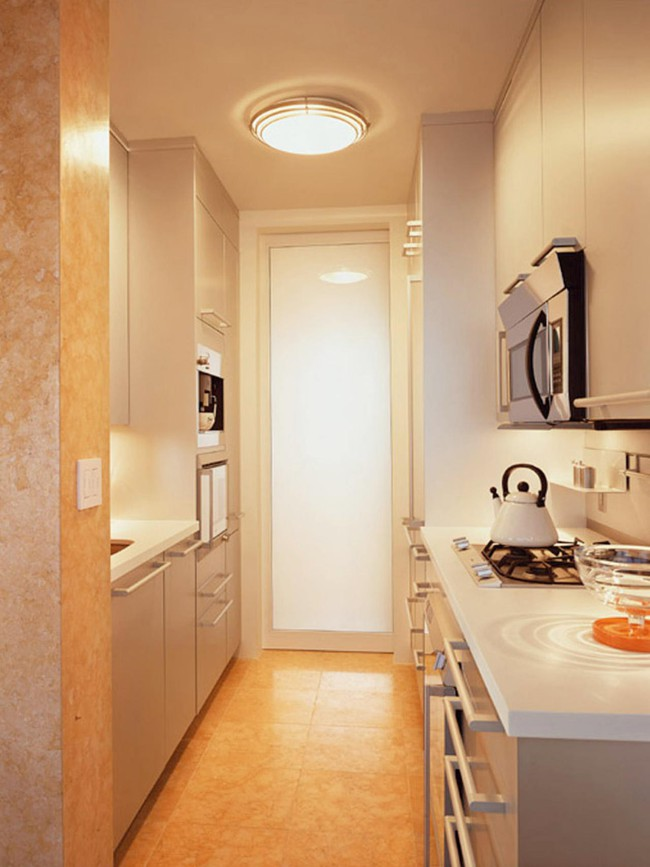 Mẹo nhỏ trong việc lựa chọn thiết kế bếp để có thể vẫn sống khỏe với căn bếp chỉ vỏn vẹn 5m² - Ảnh 5.