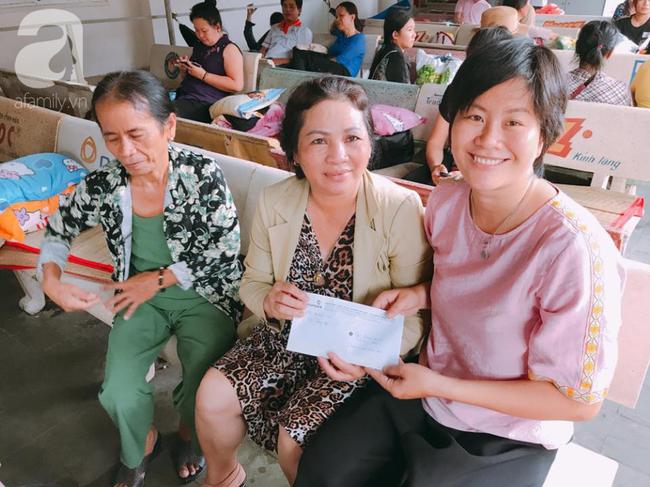 Hơn 70 triệu đồng hỗ trợ nữ dược sĩ bị gan thoái hóa mỡ nguy kịch, mong sống sót trở về gặp hai con mới sinh - Ảnh 1.