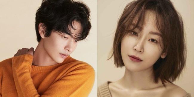 Bỏ rơi vợ Goo Hye Sun ở nhà, Ahn Jae Hyun sánh đôi cùng gái lạ - Ảnh 5.